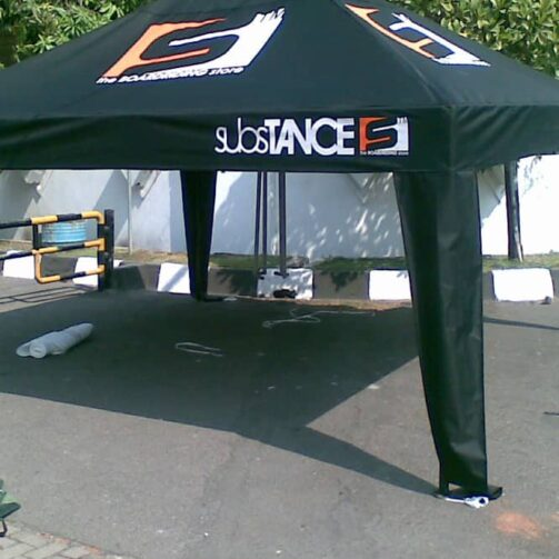 tenda cafe 3x3, jual tenda cafe 3x3